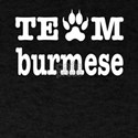 Cat Owner Team Burmese Cat Shirt Cat Lover T-Shirt