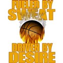 Basketball Fueled by Sweat