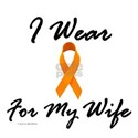 I Wear Orange For My Wife 1