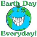 Earth Day Everyday! White T-Shirt