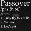 Passover Definition - Funny Jewish Holiday T-Shirt