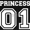 Princess 01 T-Shirt