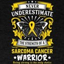 Strength of a Sarcoma Cancer Warrior T-Shirt