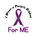 I Wear A Purple Ribbon (ME)