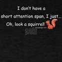 Attention Span Squirrel