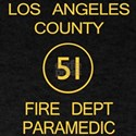 Emergency Squad 51 Dark T-Shirt