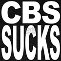 CBS Sucks T-Shirt