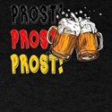 Prost Cheers Oktoberfest Fun German Beer F T-Shirt