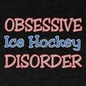 Obsessive Ice Hockey Disorder T-Shirt