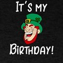 St. Patricks Day Birthday Gift T-Shirt