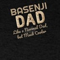 Basenji Dad Dog Lover T-Shirt