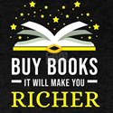 Reading Read Book Literature Library Books T-Shirt