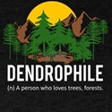 Dendrophile Person Who Loves Trees T-Shirt