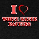 I love White Water Rafters T-Shirt