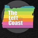 Oregon Left Coast T-Shirt