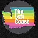 Washington Left Coast T-Shirt