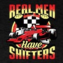 Real Men Have Shifters Funny Graphic Tee f T-Shirt