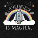 Gay Space Socialism Is Magical T-Shirt