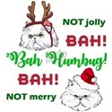Bah Humbug Cat T-Shirt