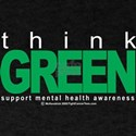 Think Green Mental Health T-Shirt