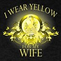 I Wear Yellow for my Wife (fl T-Shirt