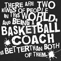 Funny Basketball Coach T-shirts and Gifts
