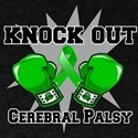 Knock Out Cerebral Palsy Dark T-Shirt