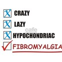Fibromyalgia is real T-Shirt