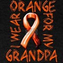 I Wear Orange for my Grandpa T-Shirt