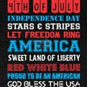 4th Of July Independence Day God Bless The T-Shirt