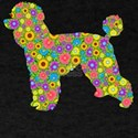 poodle dog cute shirt T-Shirt