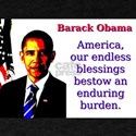 America Our Endless Blessings - Barack Obama T-Shi