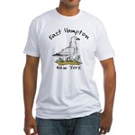 East Hampton Fitted T-Shirt