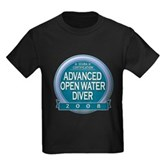 Certified AOWD 2008 Kids Dark T-Shirt