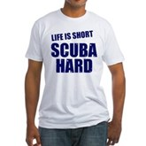 Scuba Hard Fitted T-Shirt