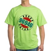 Koror Palau 96940 Green T-Shirt