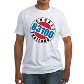 Phuket 83100 Fitted T-Shirt