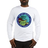 Take Only Memories (turtle) Long Sleeve T-Shirt