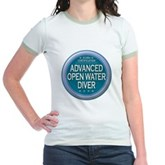 Certified AOWD Jr. Ringer T-Shirt