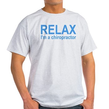RELAX! I'm a Chiropractor