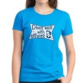 Dives Well With Others Women's Dark T-Shirt