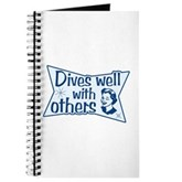 Dives Well With Others Journal