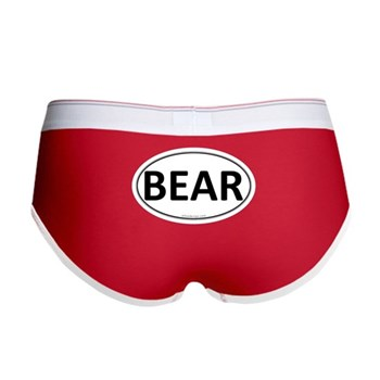 BEAR Euro Oval Women's Boy Brief