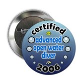 Certified Advanced Open Water Diver 2006 Button